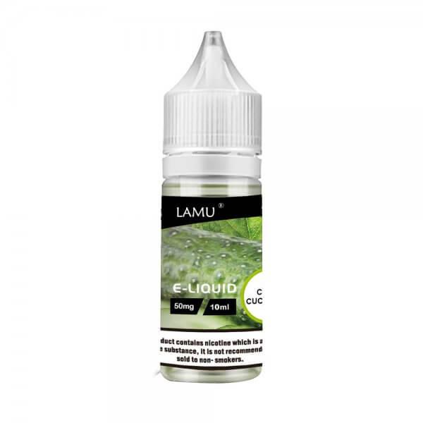 Cool Cucumber nicotine salt eliquid