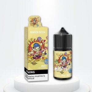 Lemon soda E Liquid E Juice Disposable Vape Pen