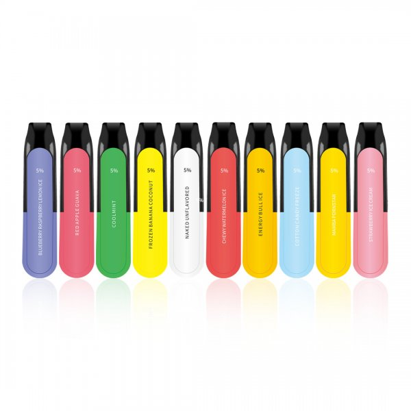 5000 Puffs Private tooling for Izi Max Disposable Electronic Cigarettes Kit